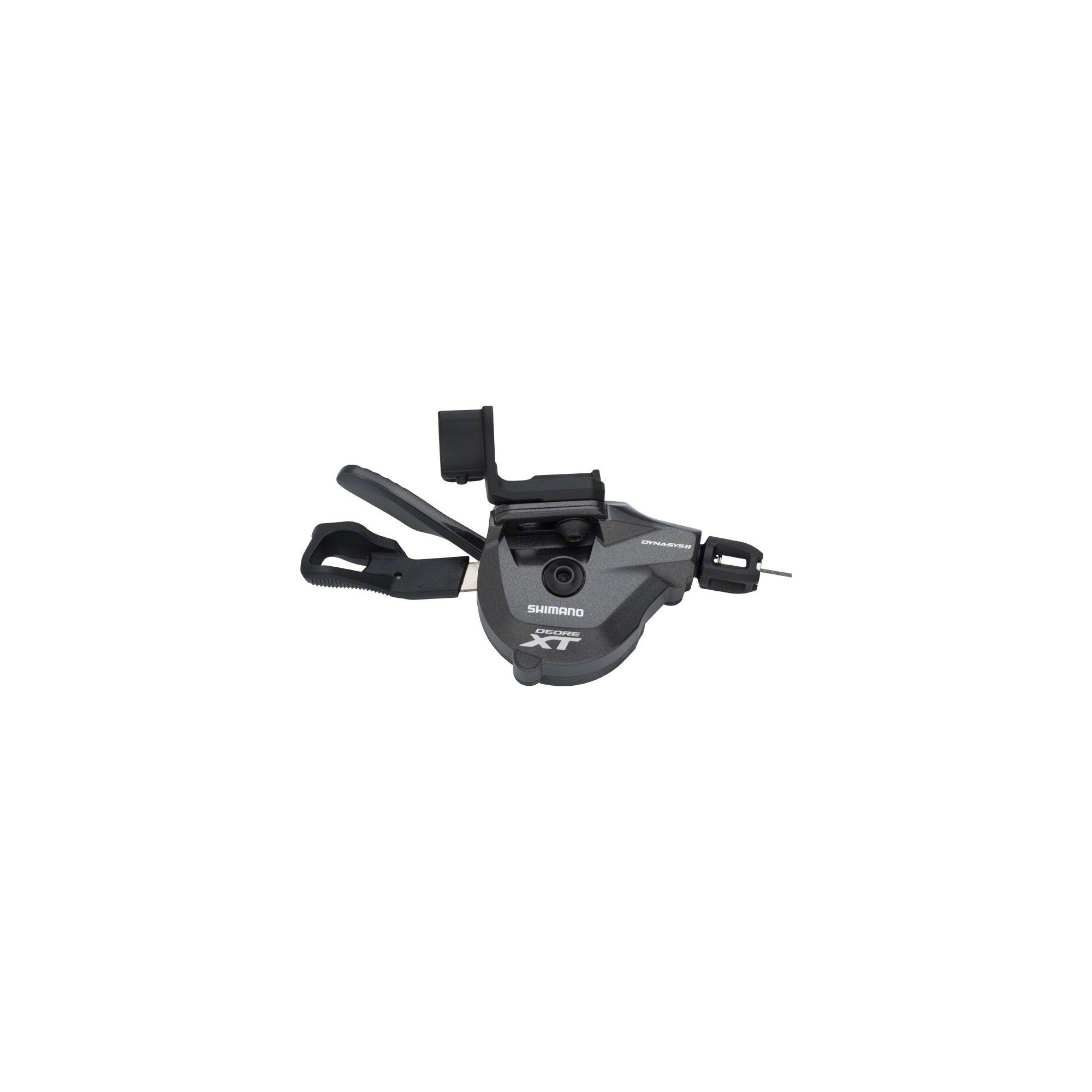 SHIMANO XT SL-M8000 I-Spec II Trigger Shifter Black, Right by SHIMANO