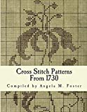 Cross Stitch Patterns From 1730