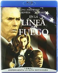 En la línea de fuego [Blu-ray]
