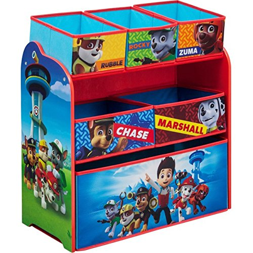 Delta Children Nick Jr. PAW Patrol Toy Organizer by Delta Children