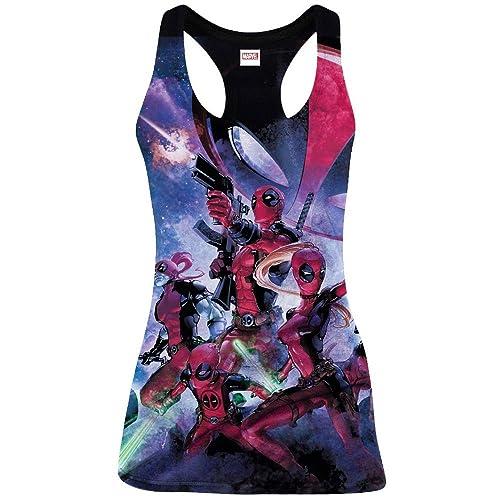Deadpool Family, Top Donna