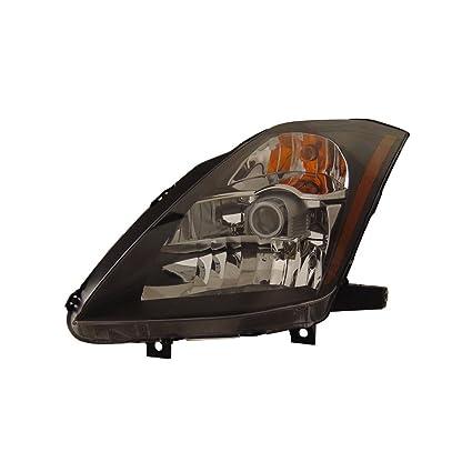 Amazon Com 03 04 05 06 Nissan 350z Headlights Headlamps Head Lights
