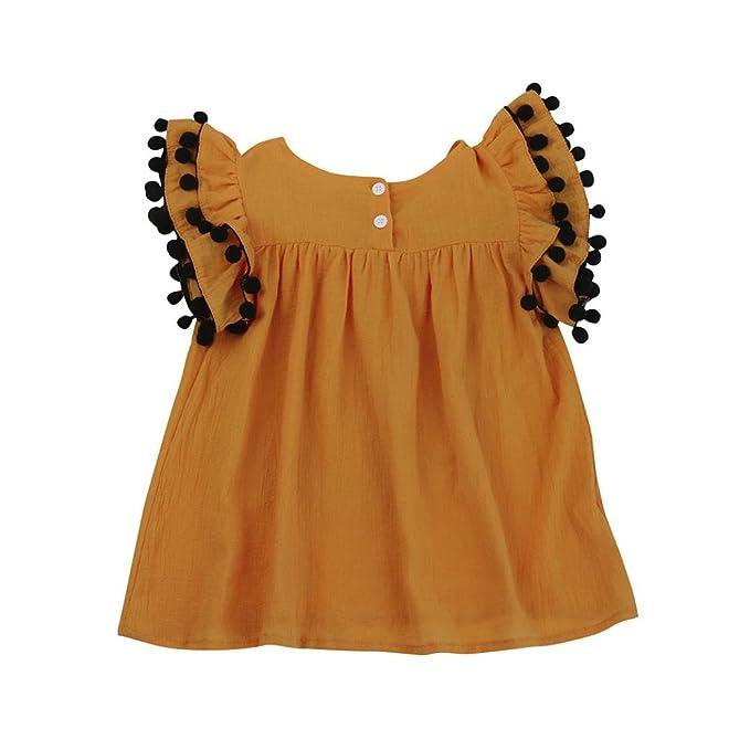 Ropa para bebés,Vestido de fiesta de la princesa del bordado de la impresión de