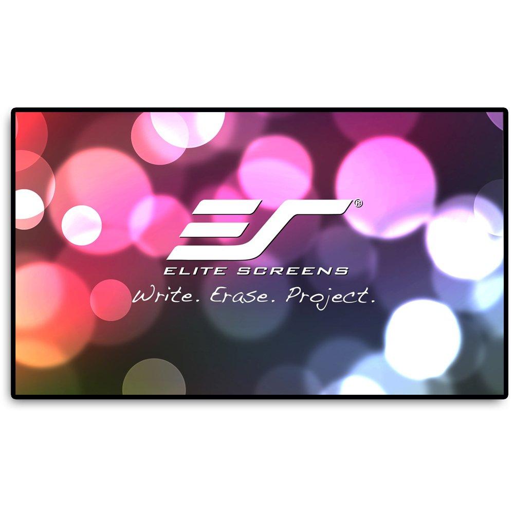 Elite Screens Insta-DE2 Series Dry Erase Whiteboard Projection Projector Screen Film Model: IWB5X10W2 5 x 10