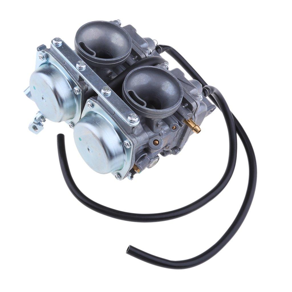 gazechimp Motorbike Carburetor Dual Carbs for Rebel 250 C CMX250 CA250