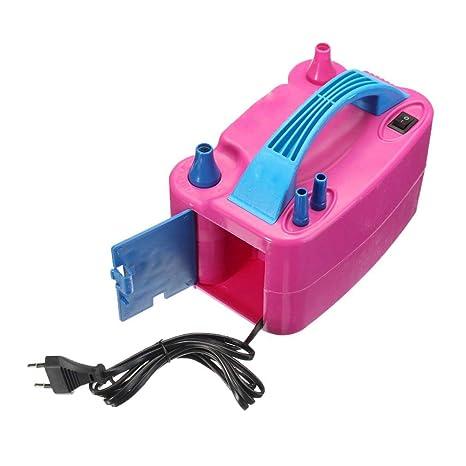 Zinniaya - Inflador eléctrico Hinchable de balón del Ventilador ...