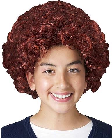 Child Annie Orphan Wig