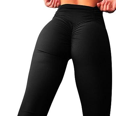Sunenjoy Leggings Yoga Femme Taille Haute f73b7fa6d31