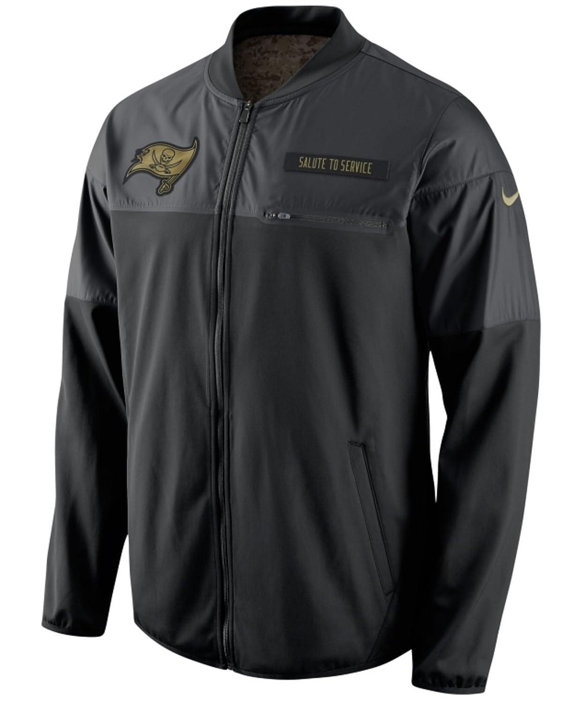 ... T-Shirt Amazon.com Tampa Bay Buccaneers 2016 Nike NFL Salute to Service  Mens Hybrid Jacket ... c668abda5