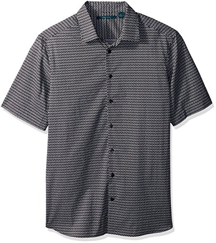 Perry Ellis Micro Diamond Shirt