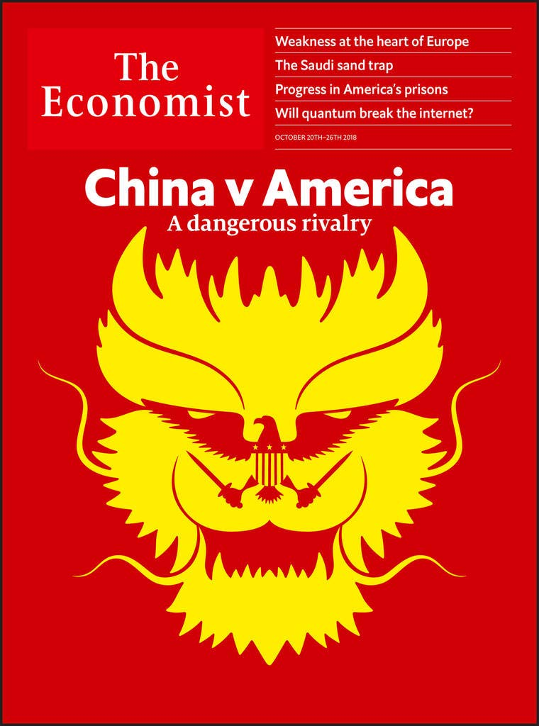 The Economist - US Edition Kindle Edition