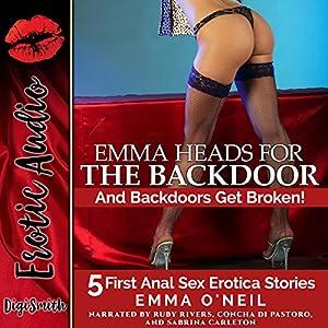 Emma Heads for the Backdoor: And Backdoors Get Broken! Audiobook