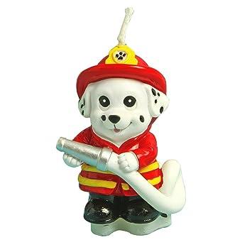 Amazon ILIKEPAR Birthday Candle Puppy Dog Cake Topper