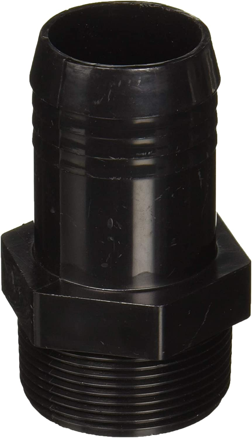 Hayward SPX1091Z2 Hose Male Insert Adapter Replacement for Select Hayward Sand Filters