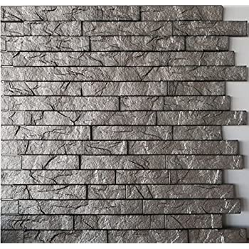 Ledge Stone 3D Wall Panels   Interior Design Wall Paneling Decor Commercial  And Residential Application