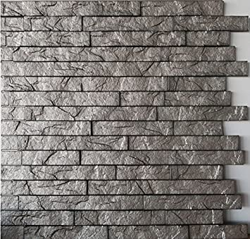 Great Ledge Stone 3D Wall Panels   Interior Design Wall Paneling Decor Commercial  And Residential Application