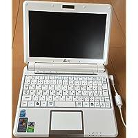 ASUSTek Eee PC 901-X パールホワイト EEEPC901-W008X