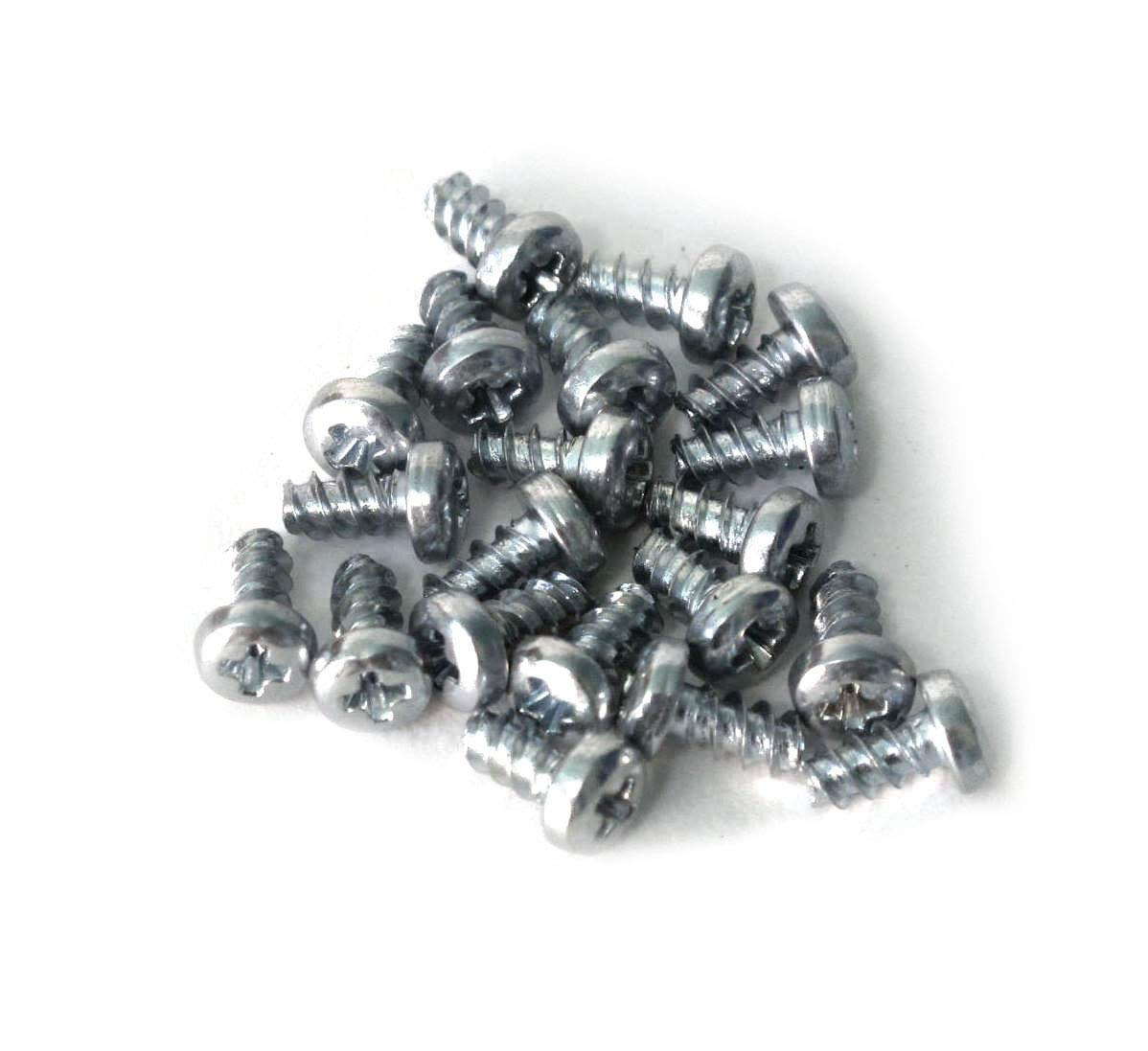 0.125 Long Thread Forming Diameter 6.0 mm 6.0 mm Pan Head Phillips 0.25 Plastite Alternative Long Thread Forming 3.0 mm 0.125 302HQ Stainless Steel M3 PB Screw Diameter 100 pcs 302 Stainless Steel Silver 3.0 mm 0.25 J/&J Products