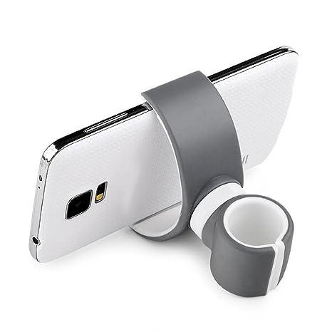 Beileer - Soporte en horquilla universal para teléfono móvil para Smartphones iPhone