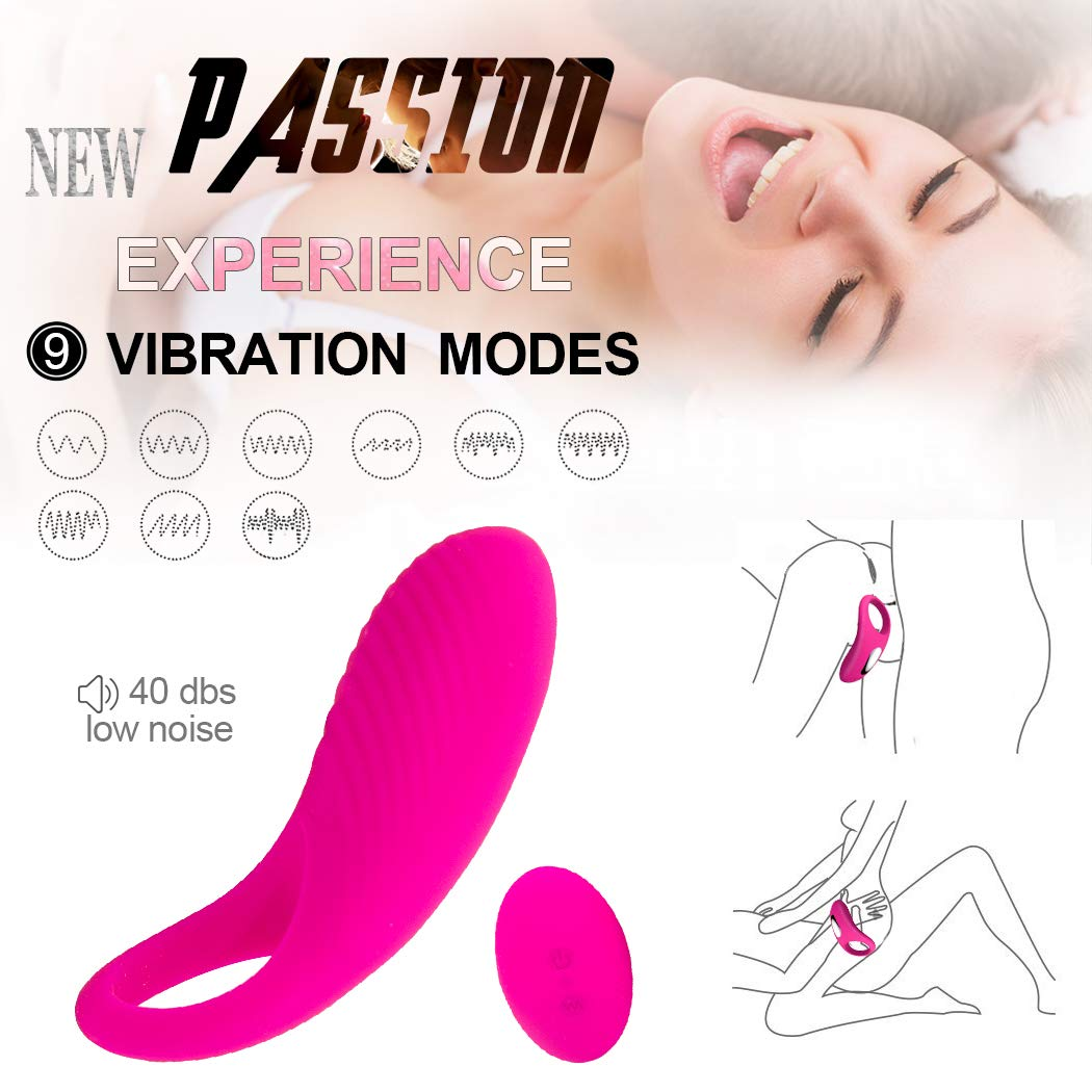 Massage P&enîs, Vibration Best Relaxing Gift Toy C&õ-ck R-îng Men's Toys Silicone Delay Personal Care TSHIRT by Ouwei foreign