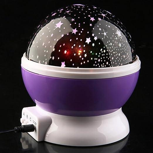 ZyXy luz nocturna niños LED proyector Etoiles/Hello Kitty/Mono ...