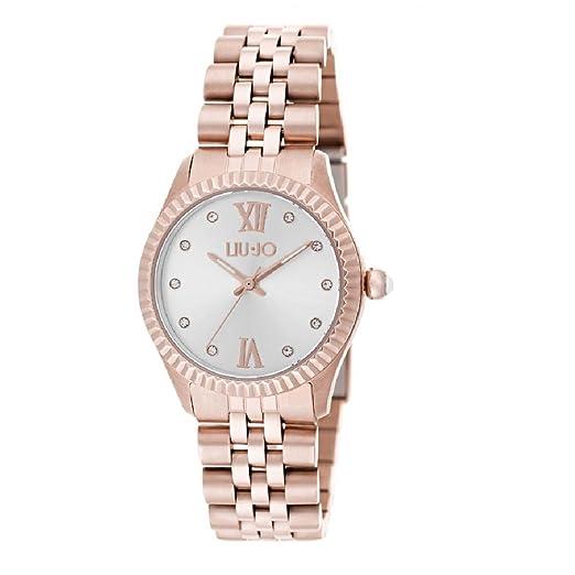 cheap for discount f44f0 386dd Liu Jo Luxury - Watch - Liujo: Amazon.co.uk: Watches