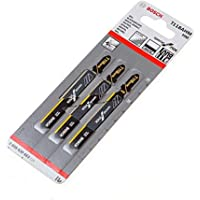 Bosch Pro sticksågsblad Special for Inox för sågning i rostfritt stål (T 118 AHM) 3 stycken