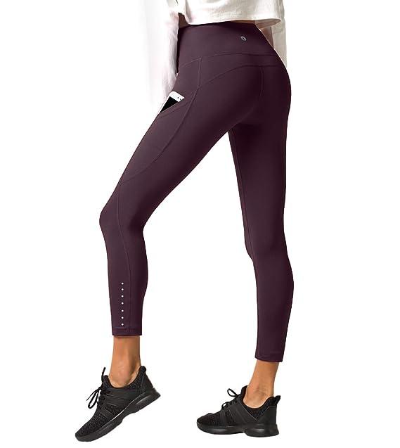 adc11558631fa3 Lapasa High Waist Leggings Yoga Pants Women s Running Tights Sport Leggings