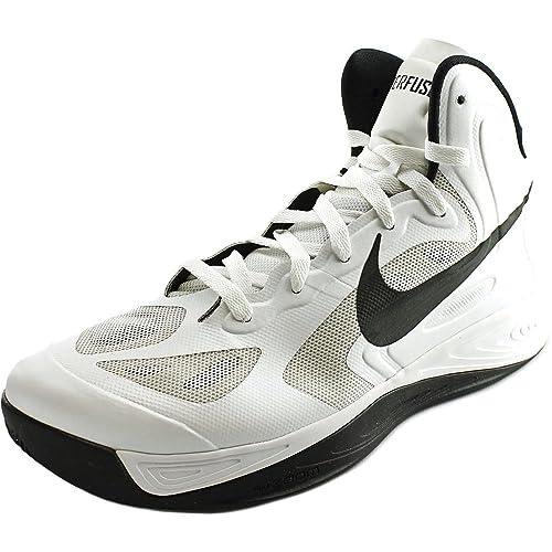 rozmiar 40 eleganckie buty nowy wygląd Nike Hyperfuse TB Men's Basketball Shoes 525019 100