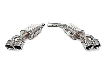 fabspeed maxflo rendimiento sistema de escape Porsche Macan Turbo: Amazon.es: Coche y moto