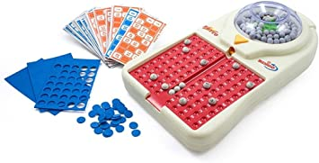 Bingo eléctrico Juego de Bingo Elecronic Con Play Cards Máquina de ...