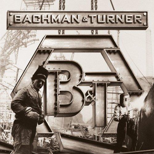 CD : Bachman & Turner - Bachman & Turner (CD)