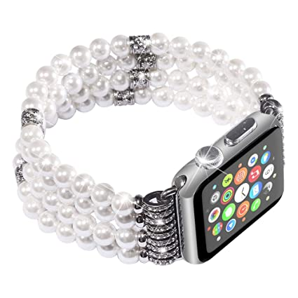 Amazon.com: Urberry - Correa de repuesto para Apple Watch de ...