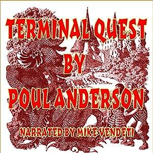 Terminal Quest Audiobook