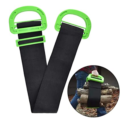 603e383f8904 Ansblue Adjustable Moving and Lifting Straps for Furniture, Boxes ...