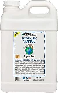 product image for Earthbath Oatmeal & Aloe Shampoo, Fragrance Free 320 oz(2.5 Gal)