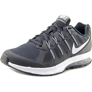 1f8c177ada Nike Air Max Dynasty MSL Women US 6 Black Running Shoe: Amazon.co.uk ...