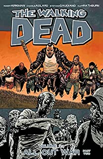 the walking dead volume 21 all out war part 2