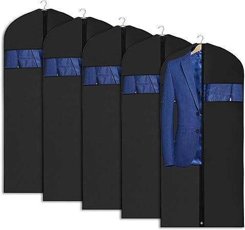 Amazon.com: Univivi - Juego de 5 bolsas para guardar ropa y ...