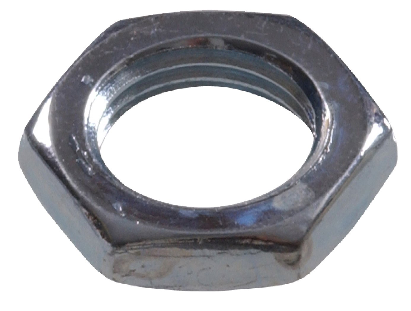 10-Pack The Hillman Group 54042 9//16-Inch Hex Locknut 1//8 I.P.S.