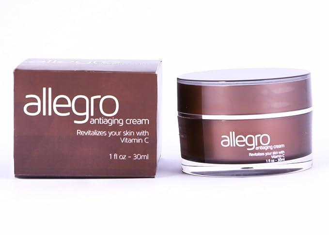 Amazon.com: Allegro Anti-Edad Crema & Eye Cream Combo Set ...