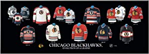 Winning Streak NHL Legacy Uniform Plaque