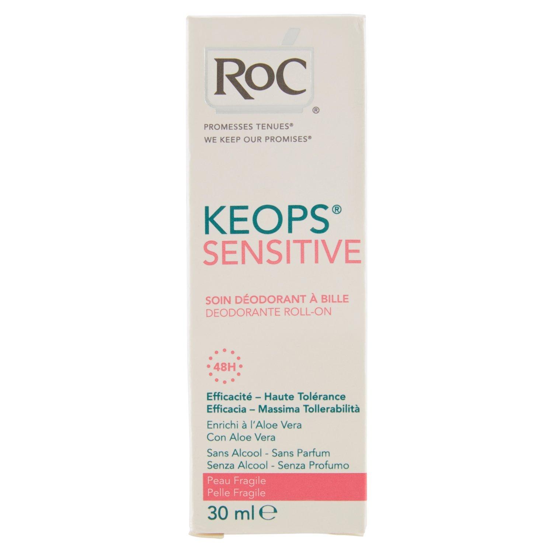 RoC Deodorante Roll-On Keops 48H 30 ml 3499A RET00095_-30ML