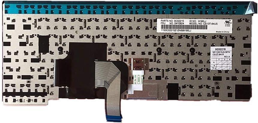 for IBM Lenovo ThinkPad T440 T440P T440s T431 E431 US Keyboard 04Y0824 0C02215