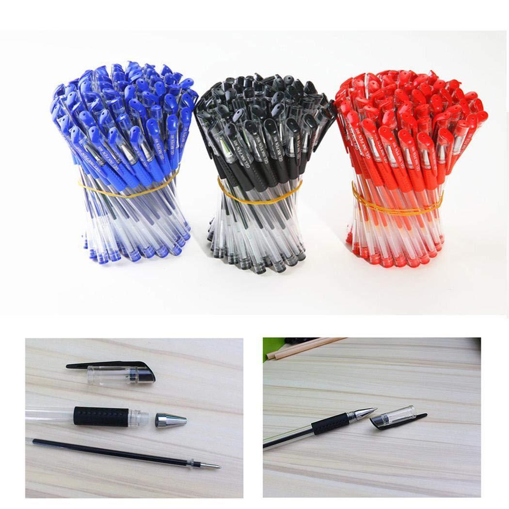 Etuoji Stationery Pen School Supplies Gel Pen Neutral Pen 0.5mm Carbon Pen Gel Ink Rollerball Pens