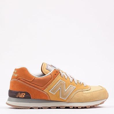 best service b9a99 7ad7e New Balance 574 - Yellow ML574RSU Nature Pack: UK 8/US 8.5 ...