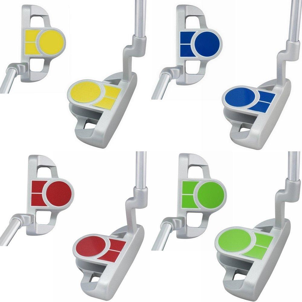 ヤングガンSGS v3 Junior Golf Right Hand Putter B01BHVL8H4 Green-12-14 years