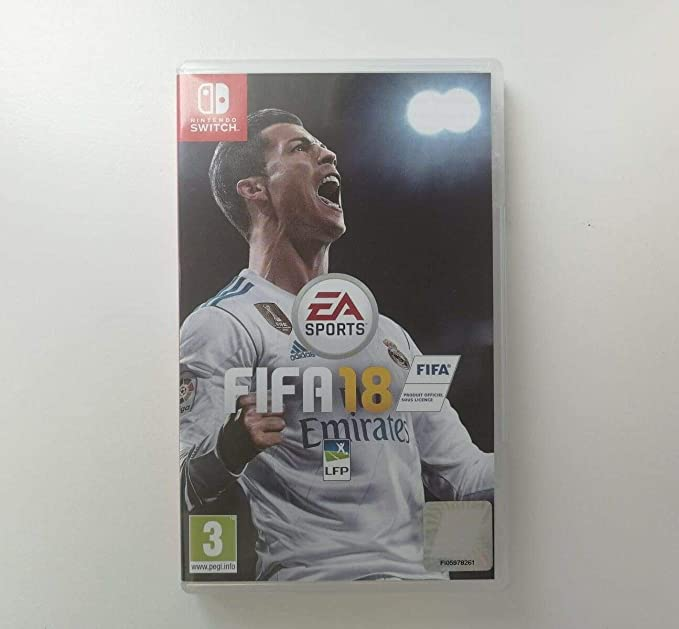 Electronic Arts FIFA 18 NSW Básico Nintendo Switch Alemán vídeo ...