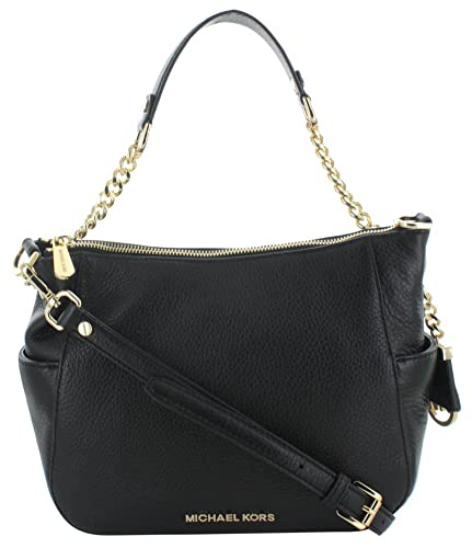 Image Unavailable. Image not available for. Color  Michael Kors Chandler  Medium Women s Leather Shoulder Bag Handbag 8887b857b4