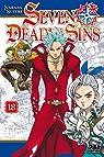 Seven Deadly Sins, tome 18 par Suzuki